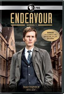 endeavour cover