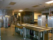 The jail kitchen prepares approximately 2200 meals a day for inmates. The jail kitchen also prepares approximately 500 meals a day for various Senior Centers and the Meals on Wheels program in Davis County.