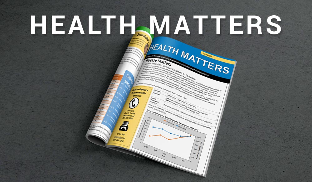 Heath Matters Reports